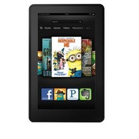 Kindle Fire - Includes Special Offers (Previous Generation - 2nd)