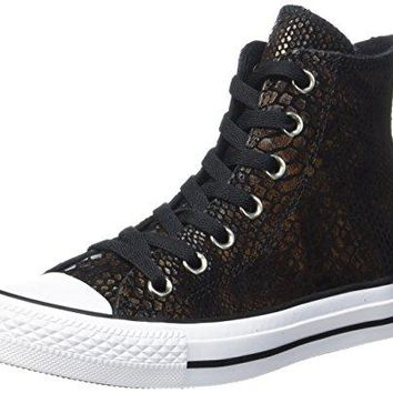 Converse Womens Chuck Taylor All Star Canvas Trainers