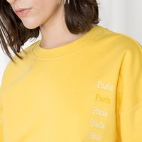 & Other Stories | Paris Pullover | Yellow