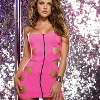 Bands Of Love Dress