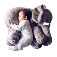 Colorful Giant Elephant Pillow