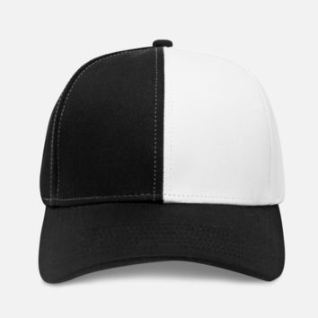 Color Block Sport Cap