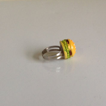Baby Cheeseburger Dinner  Ring