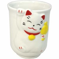Lucky Cat Yunomi Cup