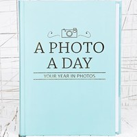 Photo a Day Album at Urban Outfitters