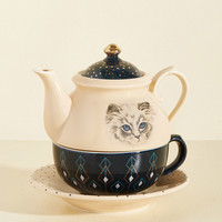 Claws Celebre Tea Set | Mod Retro Vintage Kitchen | ModCloth.com