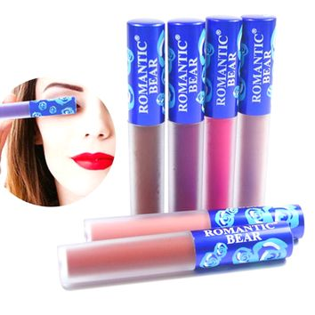 Frosted Metallic Lipstick