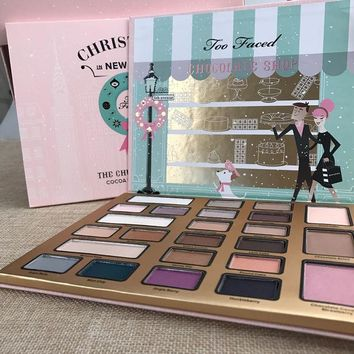 DCCKI72 Too Faced Christmas In New York 2016Too Faced24 Eye Shadow Christmas Edition [9817472268]
