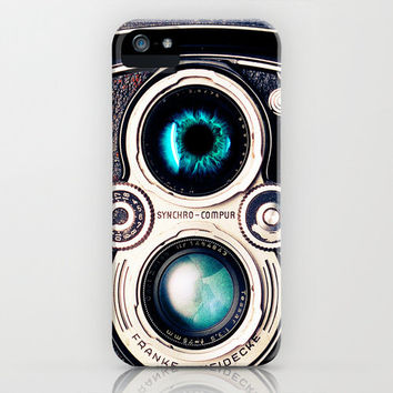 Apple iPhone 5 iPhone 5s iPhone 5c iPhone 4 iPhone 4s iPhone 3gs Samsung Galaxy S5 Galaxy S4. iPod case. Hipster Vintage Camera Phone Case