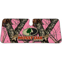 Mossy Oak Pink Camo Windshield Shade