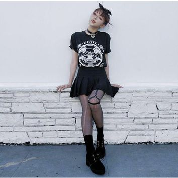 Japanese Goth Girl T-shirt