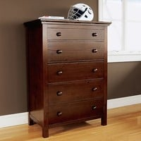 Stuff-Your-Stuff Tall Dresser