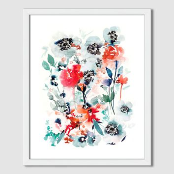 MINTED FOR WEST ELM – BLOOMING MUSE