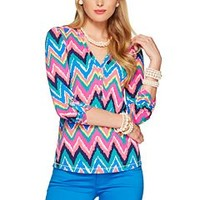 Janelle Top - Lilly Pulitzer