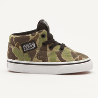 Camo Half Cab, Toddlers
