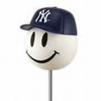 New York Yankees cool dude antenna topper