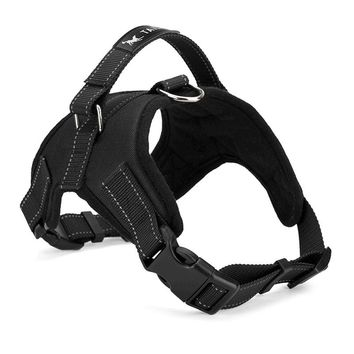 Dog Harness Padded Chest Strap For Walking
