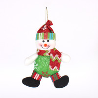 Special Santa Claus Snow Man Reindeer Doll Christmas Decoration Christmas Tree Hanging Ornaments Pendant Christmas Gift [9601233935]