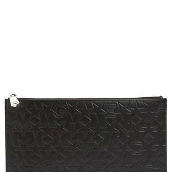 Givenchy Medium Iconic Leather Pouch | Nordstrom