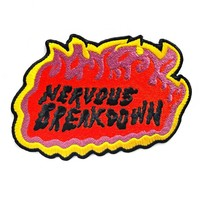 Nervous Breakdown Large Patch