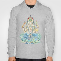 Ganesh  Hoody by Kristy Patterson Design
