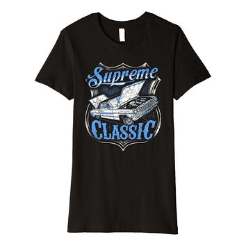 Lowrider T-Shirt | Supreme Classic | Vintage Car Lovers