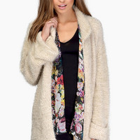Keep Me Warm Cardigan Coat $61