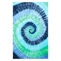 Spiral Tie Dye Tapesty on Sale for $23.95 at HippieShop.com