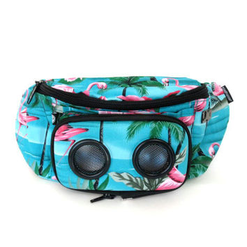 "Flamingo Speaker ""Jammy"" Pack 