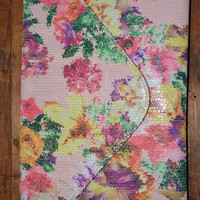 Spring Flowers Clutch
