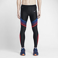The Nike Power Speed Men's Running Tights.