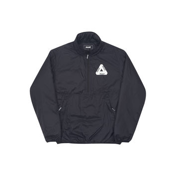 PACKABLE HALF PLACKET THINSULATE BLACK | Palace Skateboards USA