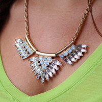 Dashing Elegance Necklace