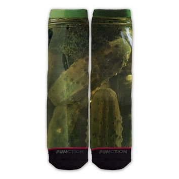 Function - Jar of Pickles Fashion Socks