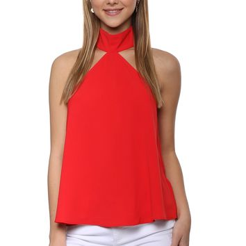 Decker Perfect Halter Top
