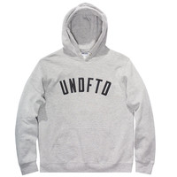 Undefeated: UNDFTD Arc Hoodie - Grey Heather