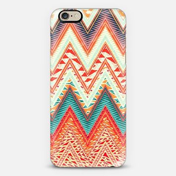 Summer Ethnic Chevron - Phone case iPhone 6 case by Nika Martinez | Casetify