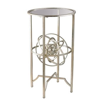 138-186 Armillary Sphere Accent Table - Free Shipping!
