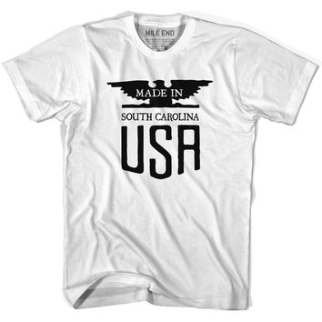 South Carolina Vintage Eagle T-shirt