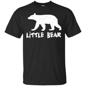 Little Bear Funny Matching T-Shirt for kids, Great Gift Idea