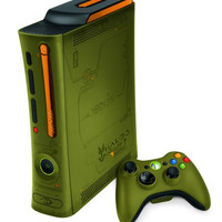 Xbox 360 System Halo Edition - 60GB - Xbox 360 (Pre-owned)