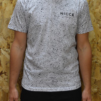 NICCE London Speckle Badge T-Shirt - Eighty Eight Store