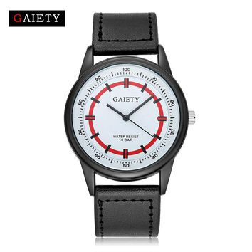 GAIETY Undercover Edition Wrist Watch