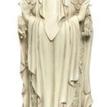 Kuan-Yin Standing in Different Poses, Three Sided Statue - AS IS, no returns attic