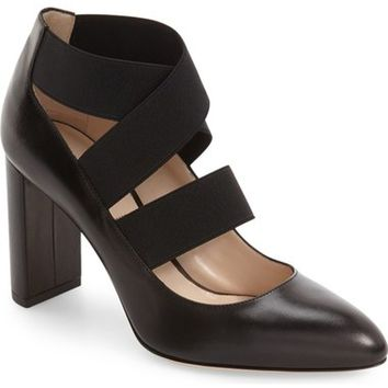 Deimille Kelly Criss Cross Pump (Women) | Nordstrom