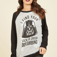 May the North Be With You Knit Top | Mod Retro Vintage Sweaters | ModCloth.com
