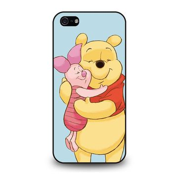 WINNIE THE POOH AND PIGLET iPhone 5 / 5S / SE Case Cover