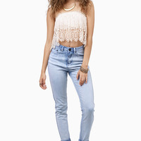 Rodeo High Rise Skinny Jeans