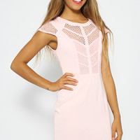 Strawberry Shortcake Dress - Pink