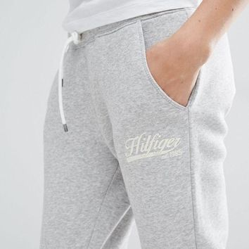 Tommy Hilfiger Women Casual Sports Pants Trousers Sweatpants